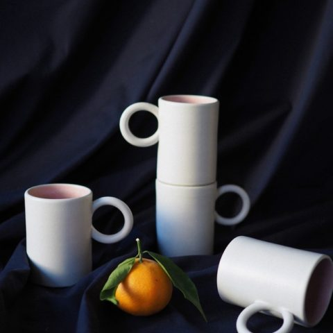 Taza «mini round handle»