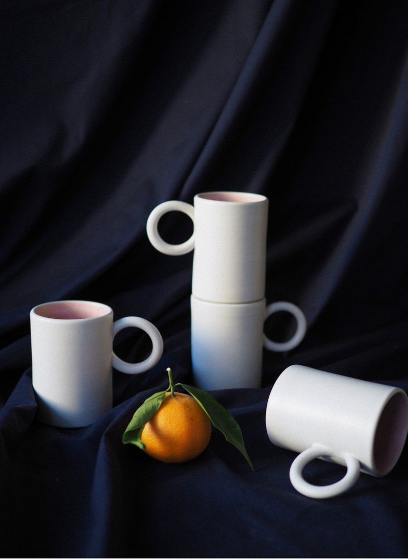 "Taza ""mini round handle"""
