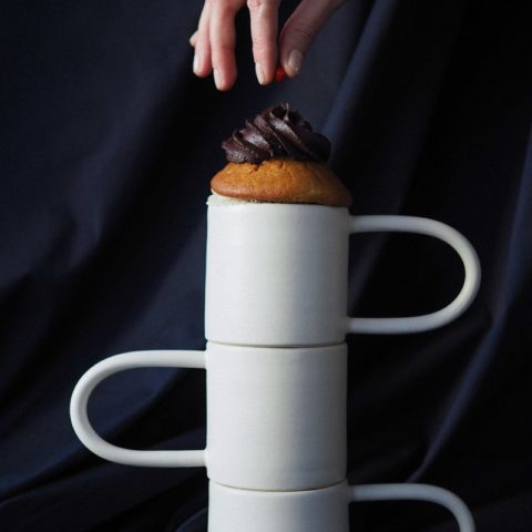Taza «long handle»