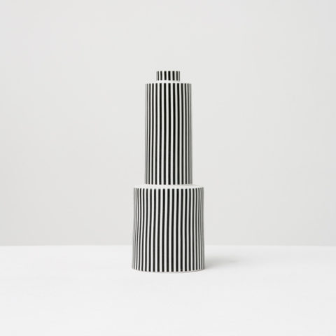 Jarrón Stripes vase S