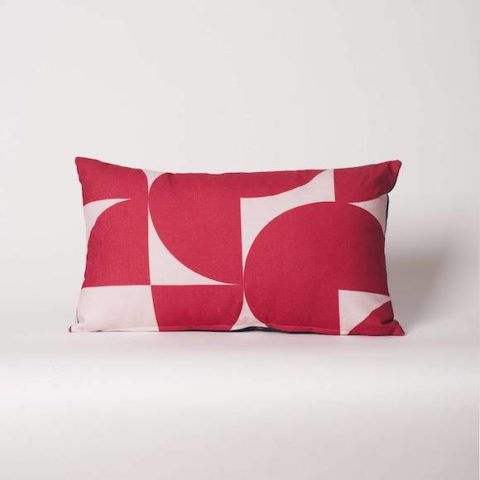 Roig small double-sided cushion