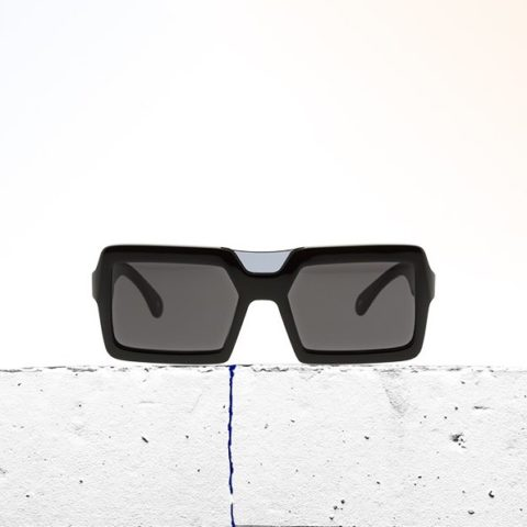 Gafas de sol Billy negras