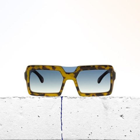 Gafas de sol Billy leopardo