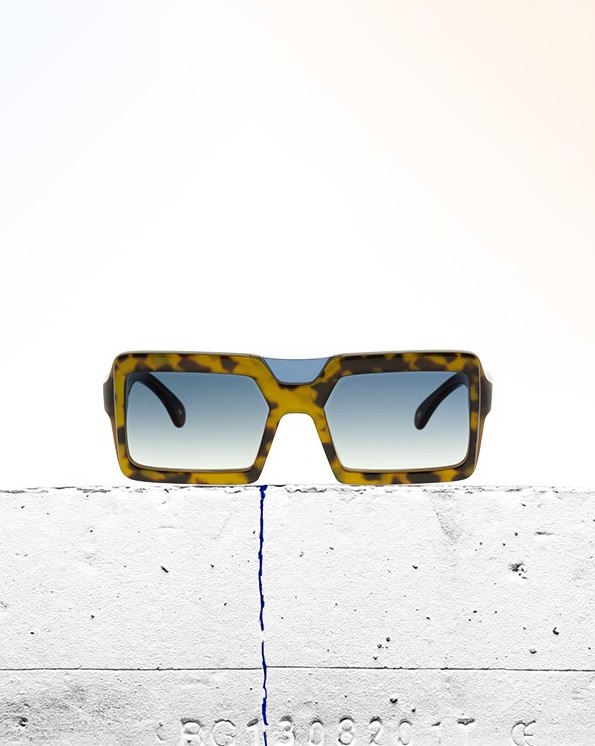 Gafas de sol Billy leopardo Alfred Kerbs MYBARRIO 1