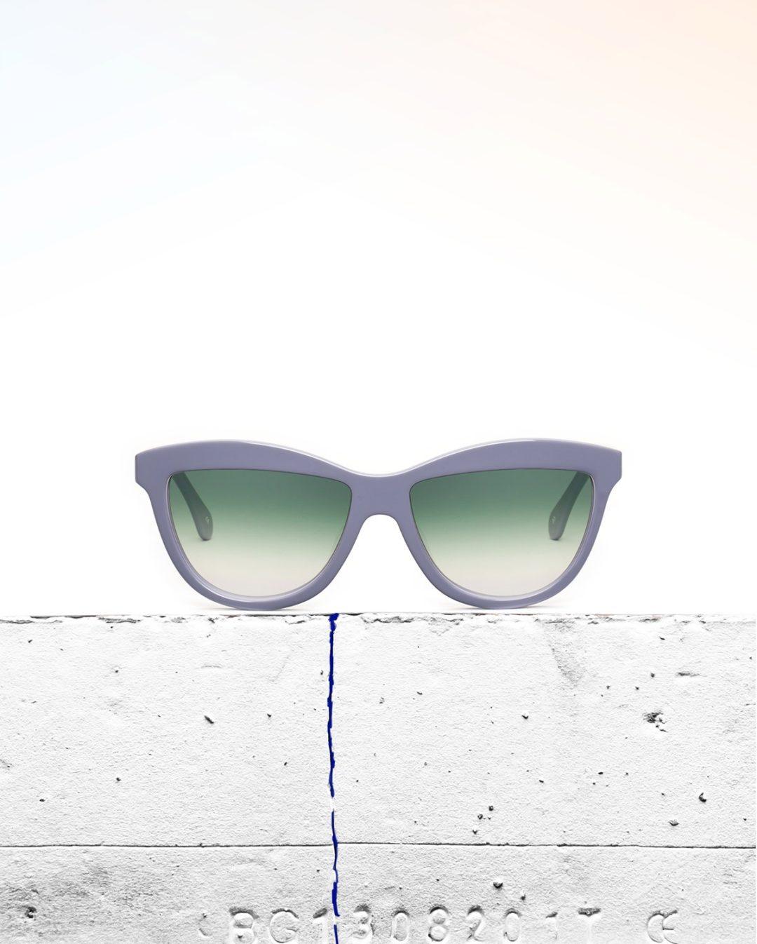 Gafas de sol Holly moradas MYBARRIO Alfred Kerbs 1