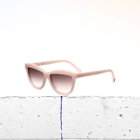 Gafas de sol Holly rosadas