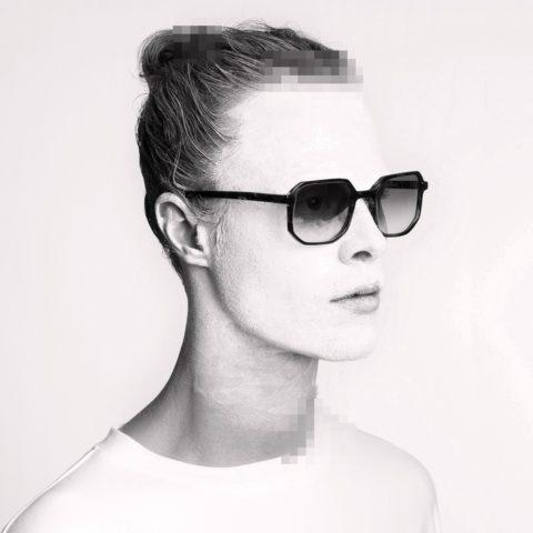 Gafas de sol Carole kaki