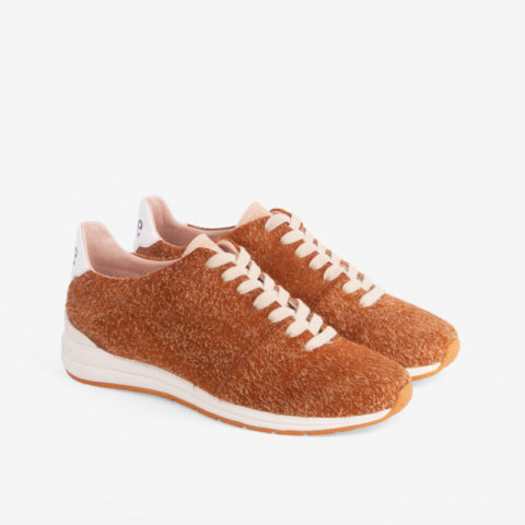Zapatillas M83 Waka marrones