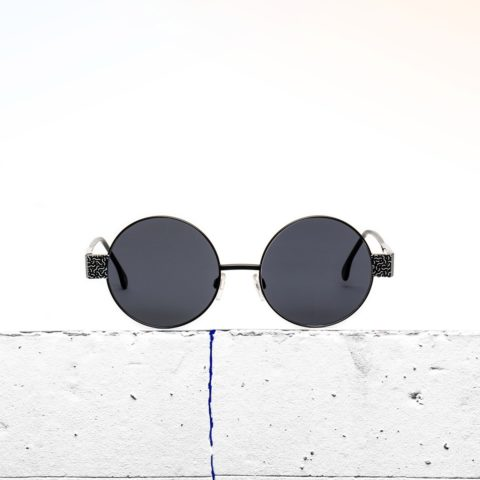 Black sunglasses Iris
