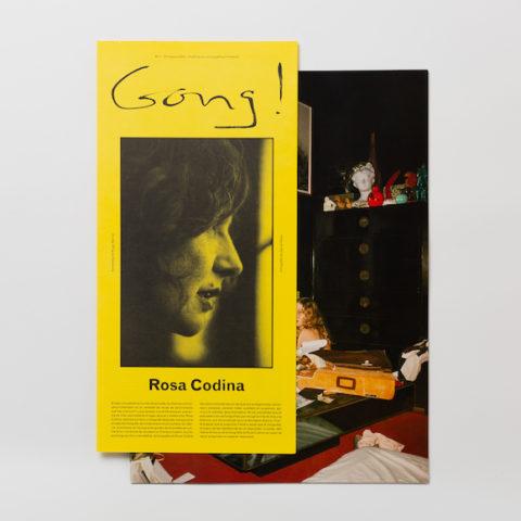 Revista «Gong! #2» – Rosa Cadina