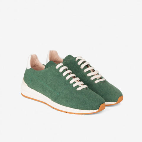 Zapatillas M83 PoolRunner Green