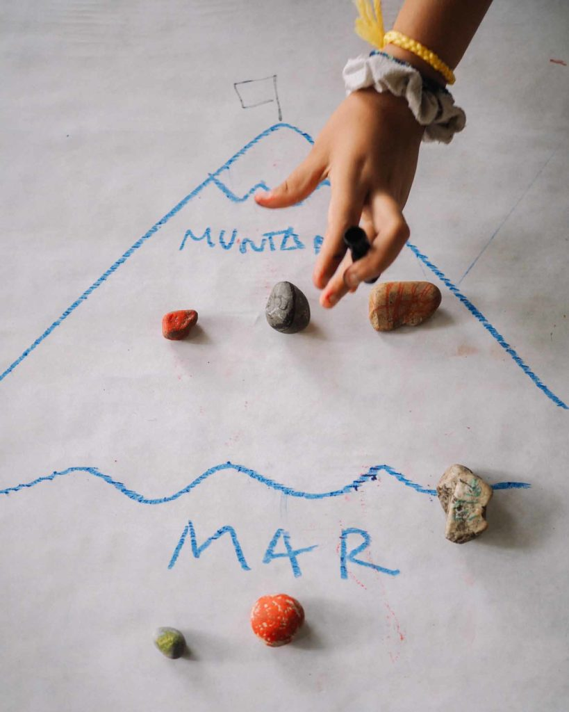 MYBARRIO Art de Sentir Taller creativo Dadà Barcelona