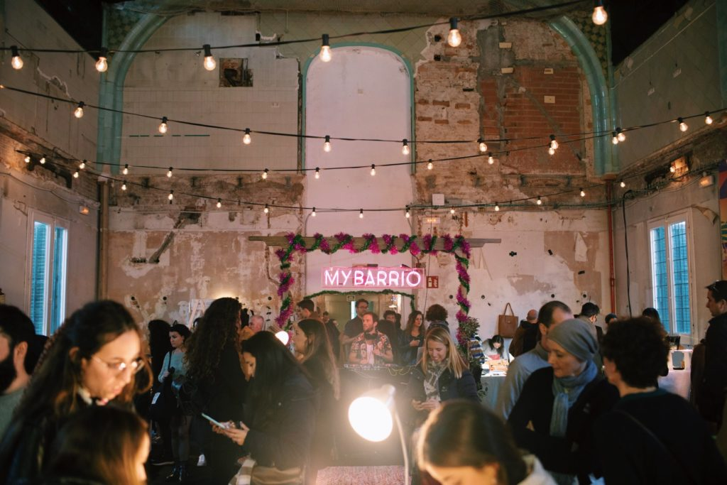 Retrospective photos & video of Vol.10 in Sant Pau, November 30th.