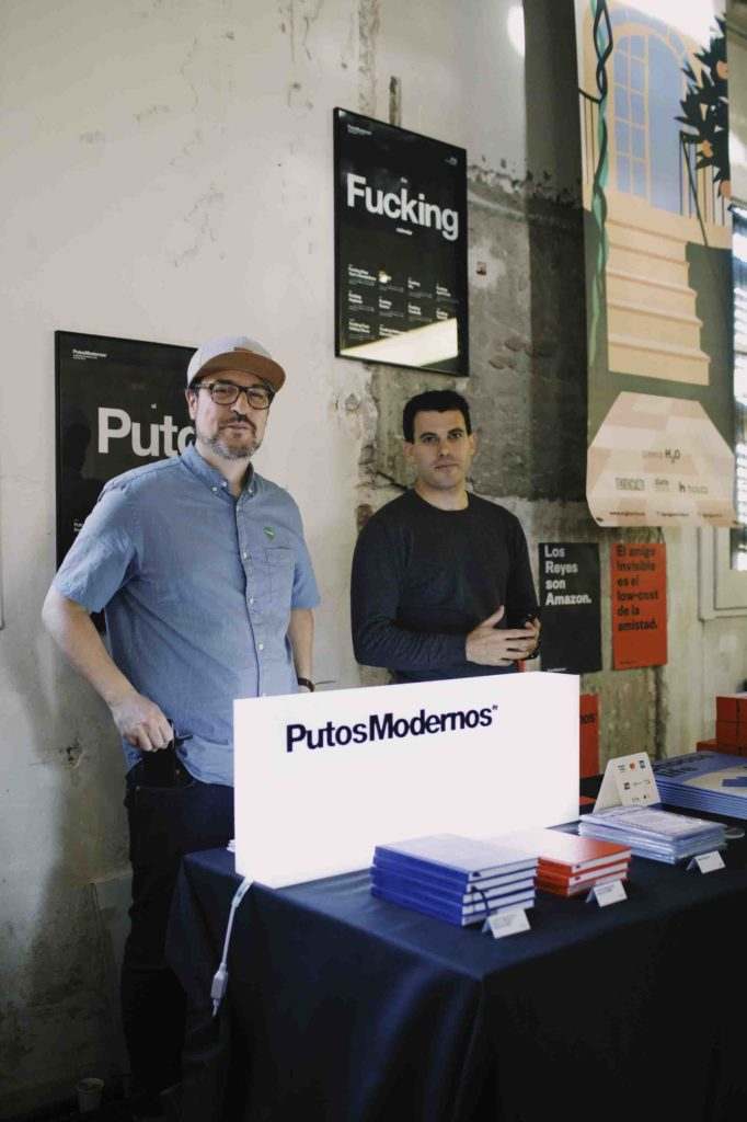 MYBARRIO Pop Up Hivern Sant Pau - Putos Modernos