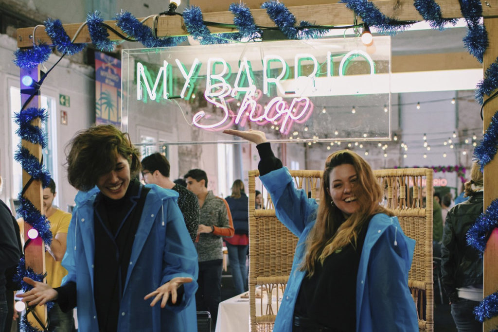 Open Call for MYBARRIO Madrid – First Edition