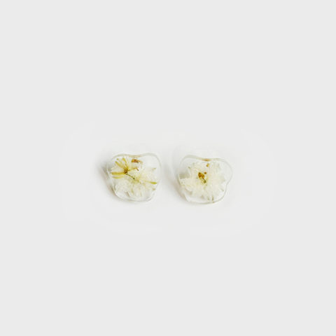 Gardenia Earrings