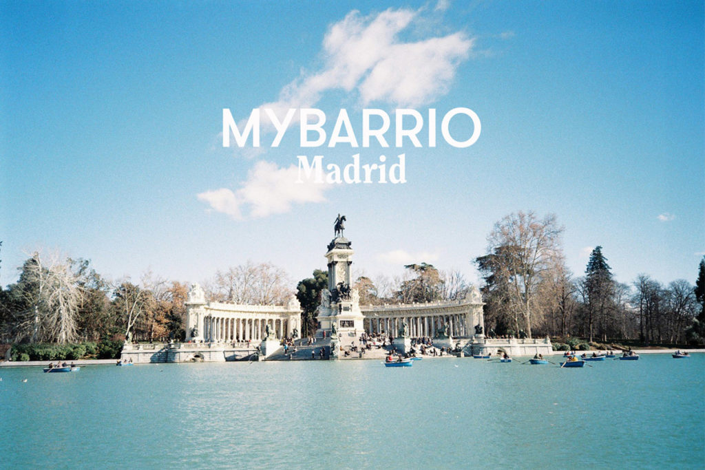 MYBARRIO Madrid Pop Up Vol 1