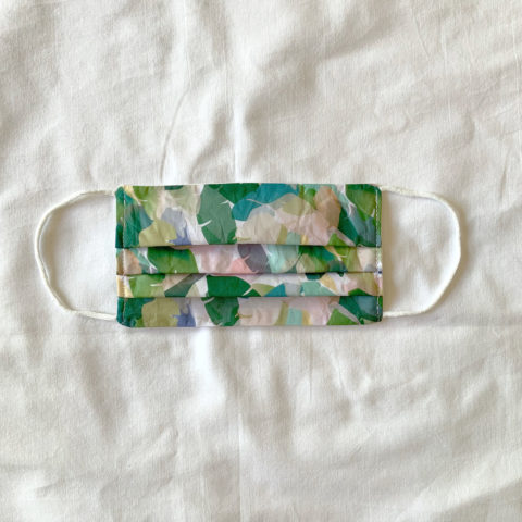 Printed reusable face mask Bosch