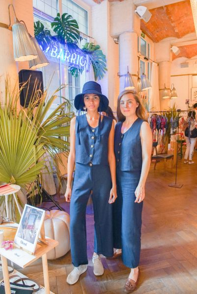 MYBARRIO Pop Up d'Estiu Soho House Olend