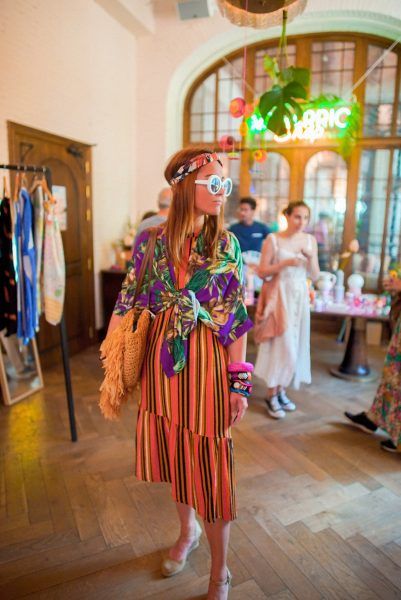 MYBARRIO Pop Up d'Estiu Soho House look